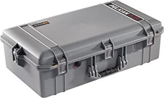 product image for Pelican Air 1605 Case no Foam (Silver)