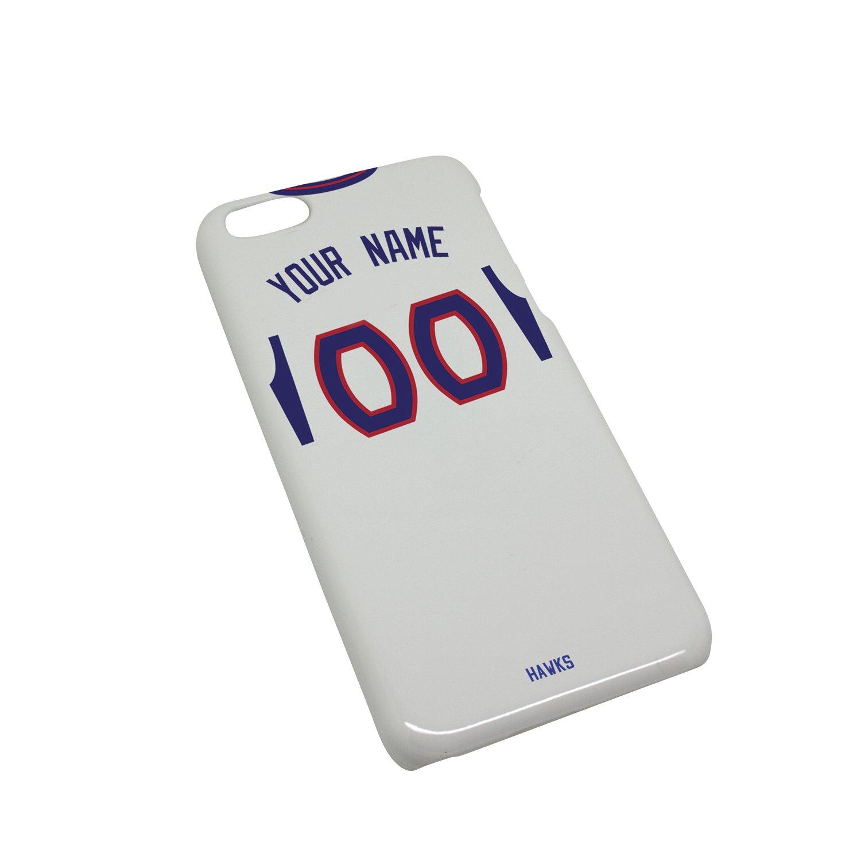 Atlanta Hawks de baloncesto de la NBA camiseta personalizable del/caso/para iPhone 5c - alta calidad con alta definición impresión: Amazon.es: Electrónica