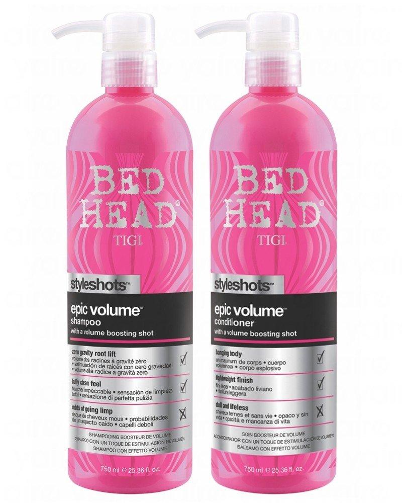 bed head volume shampoo