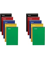 """Staples Top Bound Memo Books, 3"""" x 5"""", 10/Pack (10 Pack)"""