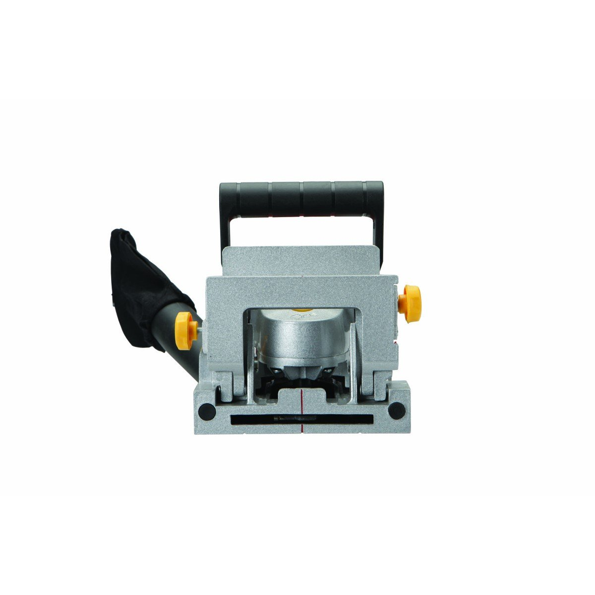 4'' Plate Joiner 120 volts, 6 amps, 10,000 RPM, 60 Hz, single phase; Includes carbide tipped blade and arbor wrench