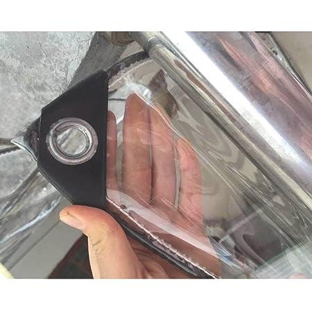 Qing Mei Pañal Transparente Sala De Sol Gruesa Planta Cobertizo Lienzo Transparente Carpa Aire Acondicionado Cuarto De Lavado De Autos Cortina Transparente ...