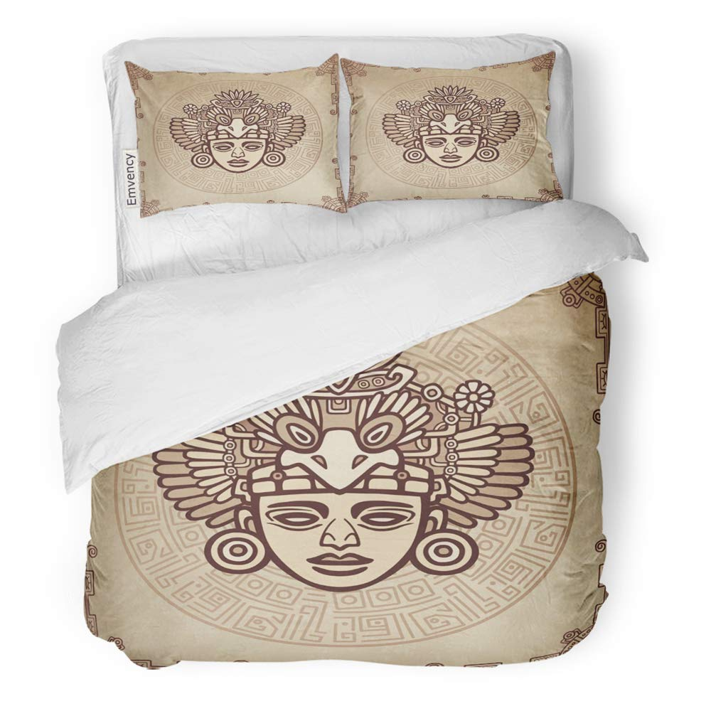 Multi 20 Full   Queen Emvency Decor Duvet Cover Set Full Queen Size Neck Rhinestone Applique for Hot Fix Transfer Owl Design Graphics Abstract Beautiful 3 Piece Brushed Microfiber Fabric Print Bedding Set Cover