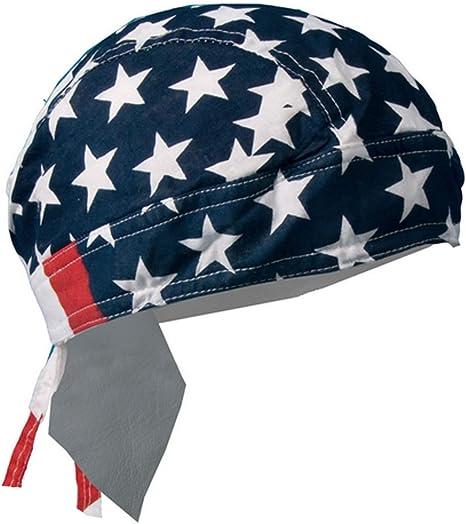 New Handmade Stars Patriotic Baby Bonnet