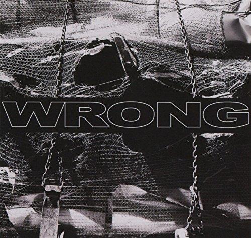 CD : Wrong - Wrong (CD)