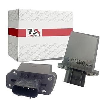 TruBuilt 1 Automotive 3F2Z-18591-AA Blower Motor Resistor for AC & Heater -