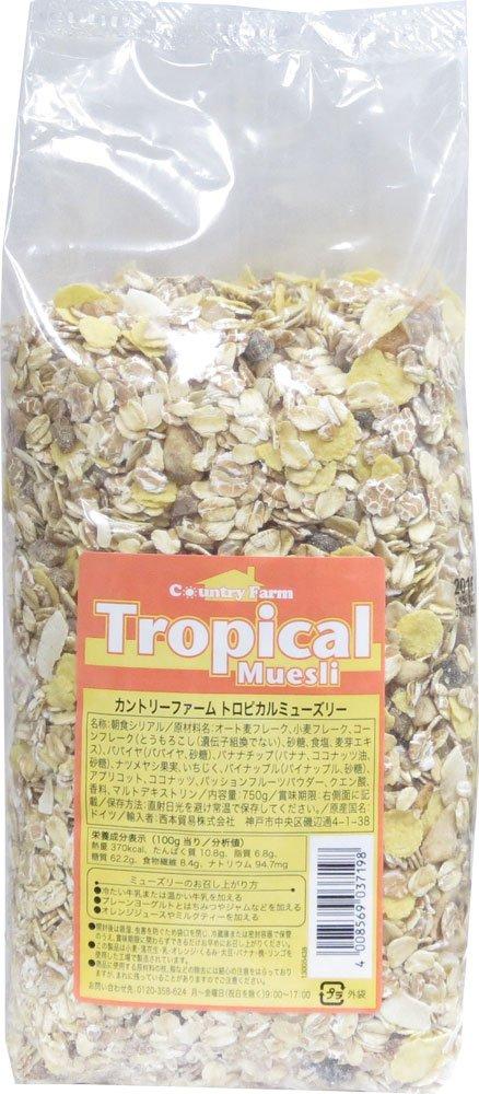 granja del pais Muesli 750g piezas x2 (tropical): Amazon.es: Alimentación y bebidas