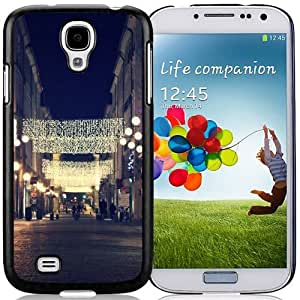 New Beautiful Custom Designed Cover Case For Samsung Galaxy S4 I9500 i337 M919 i545 r970 l720 With Street 4 Phone Case