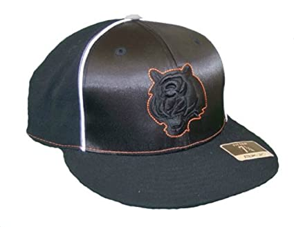 Image Unavailable. Image not available for. Color  Cincinnati Bengals  Fitted Size 7 3 8 Hat Cap f2fdfaf66396
