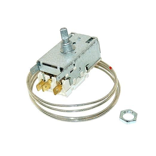 Genuine ZANUSSI ELECTROLUX nevera congelador Termostato 2262199116 ...