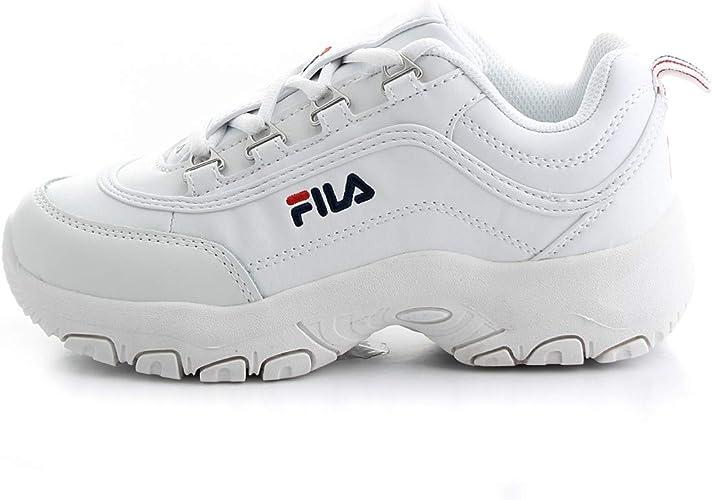 Fila Strada, Zapatillas Unisex niños: Amazon.es: Zapatos y complementos