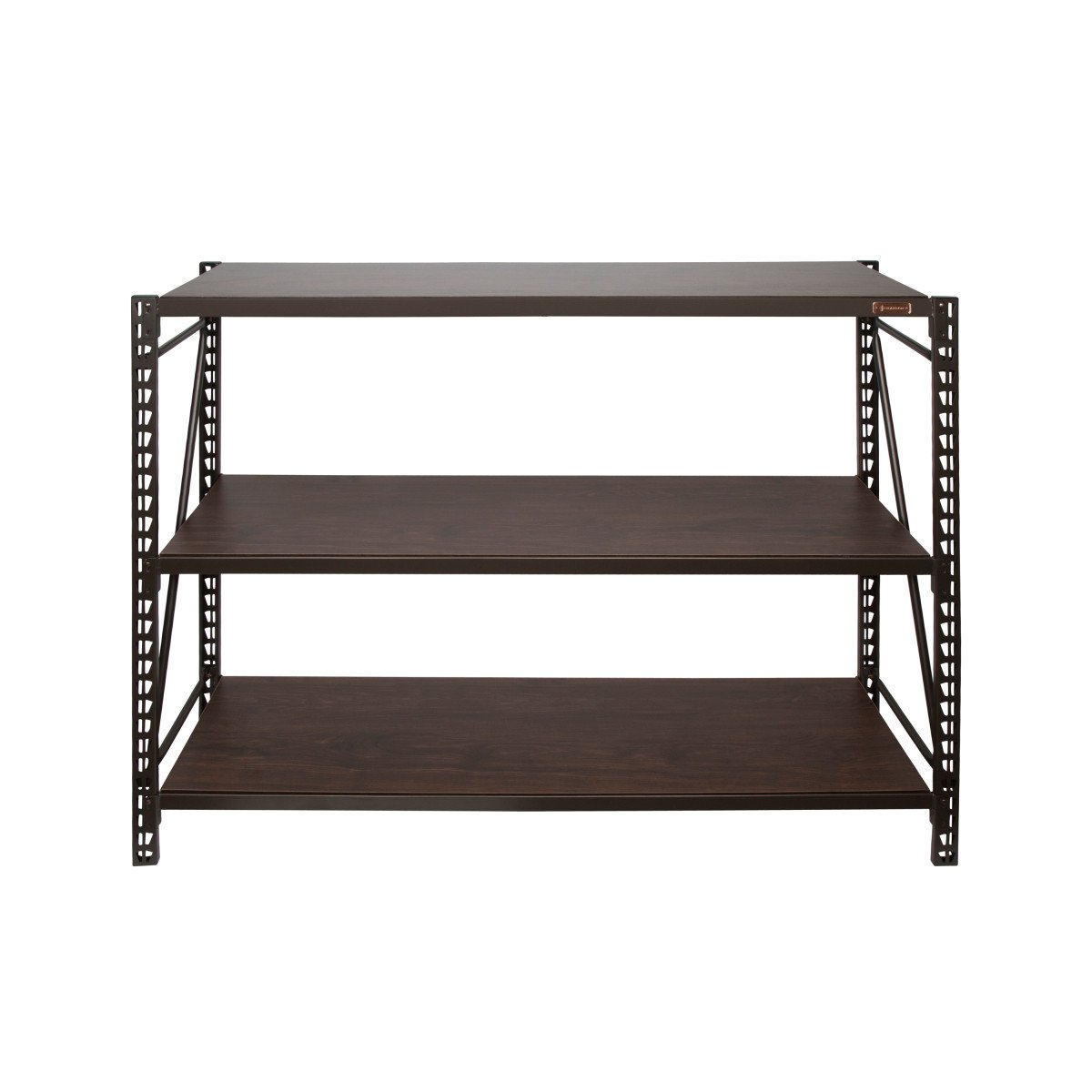 J. HANLON 93089 Gardener - Petite Rack in Bronze, 3 Shelves by J. HANLON