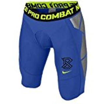Amazon.com: Nike Men's Dri-Fit Pro Combat Hyperstrong Speed Slider ...