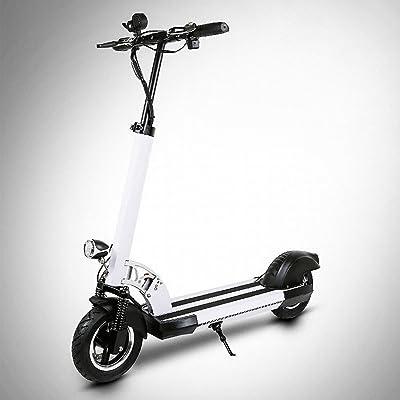 XC Pliage Mini Scooter Électrique Adulte Amortissement Vélo Au Nom de la Conduite de Deux Tours de Scooter de Batterie Au Lithium
