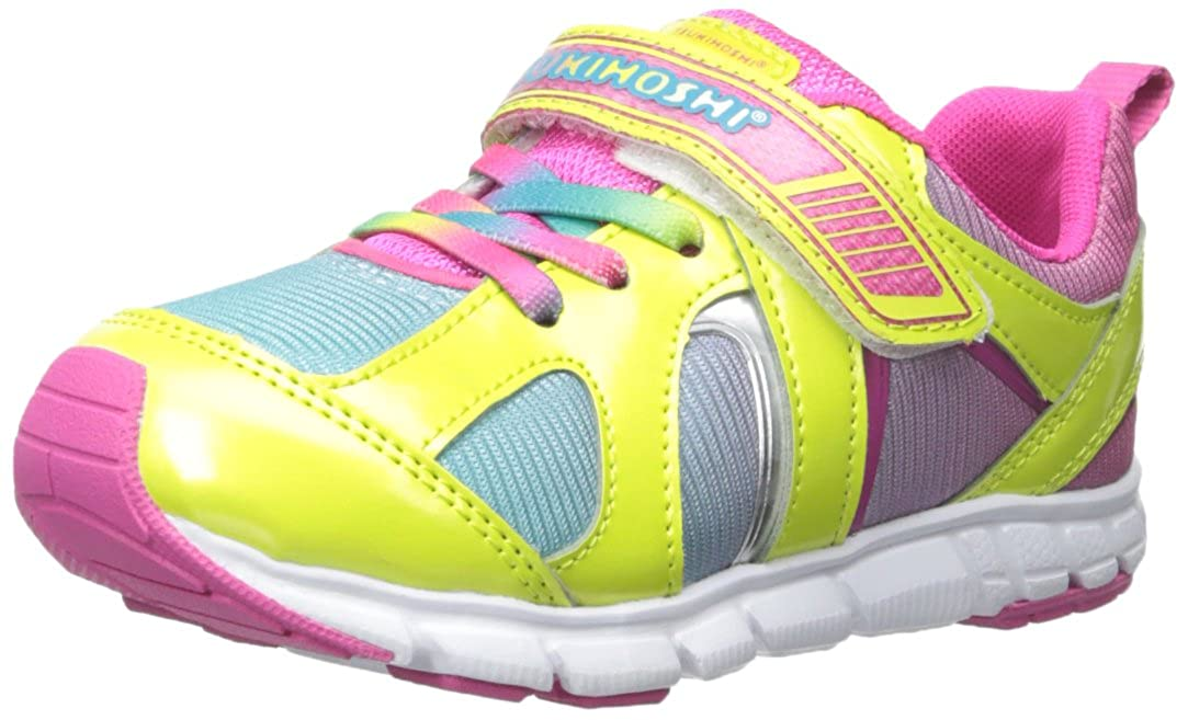 Tsukihoshi Rainbow Sneaker Rainbow K Toddler//Little Kid//Big Kid