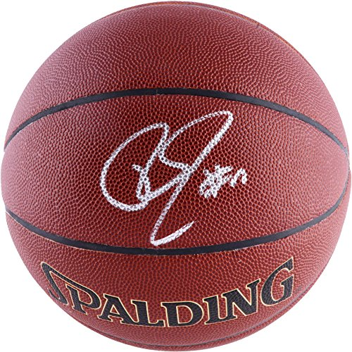 roy-hibbert-charlotte-hornets-autographed-spalding-indoor-outdoor-basketball-fanatics-authentic-cert