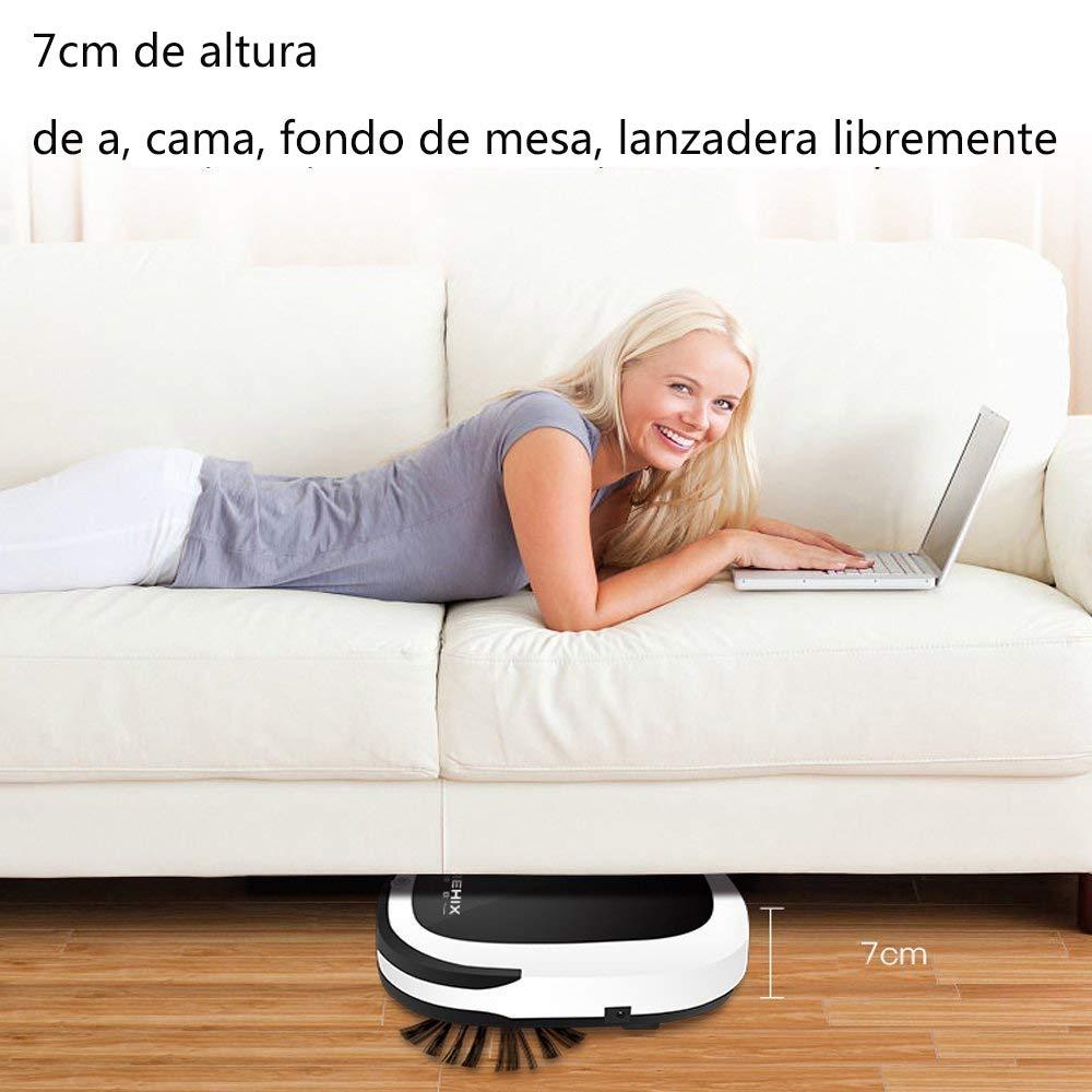 Robot Aspiradora - Robot De Limpieza Automática Robot De Aspiración ...
