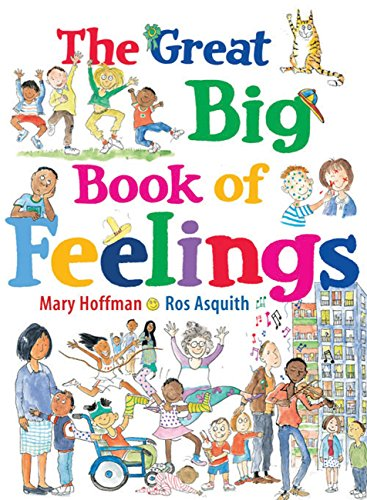 The Great Big Book of Feelings - Mary Frances Tie