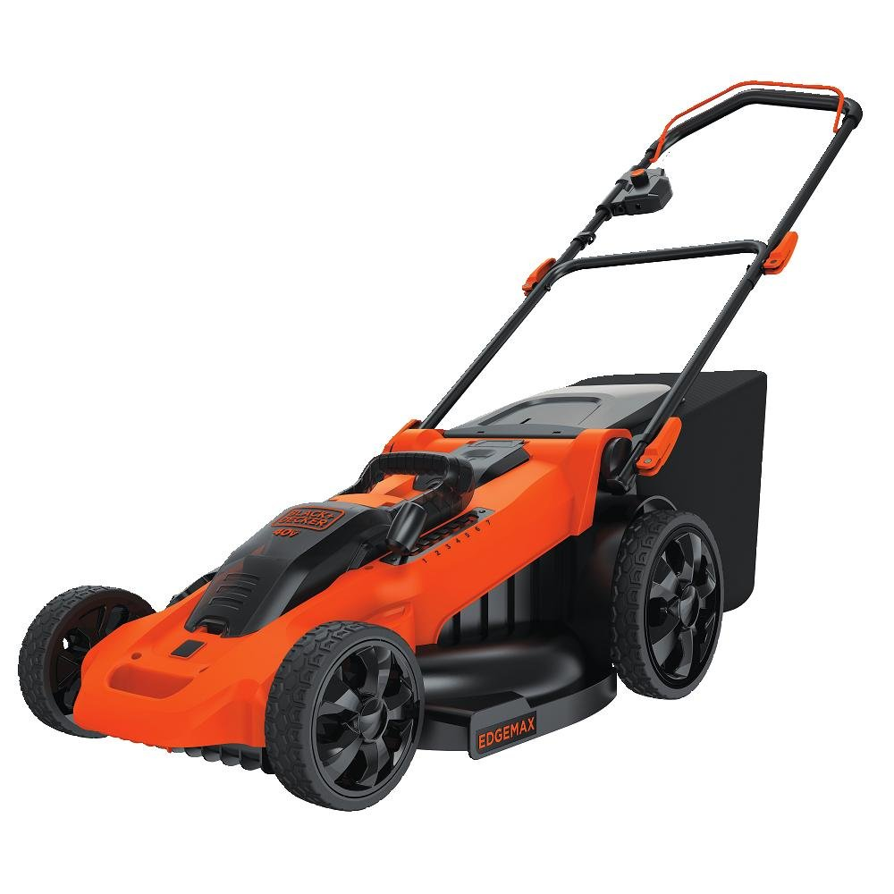 Black & Decker CM2040 Lithium 3-in-1 Cordless Mower