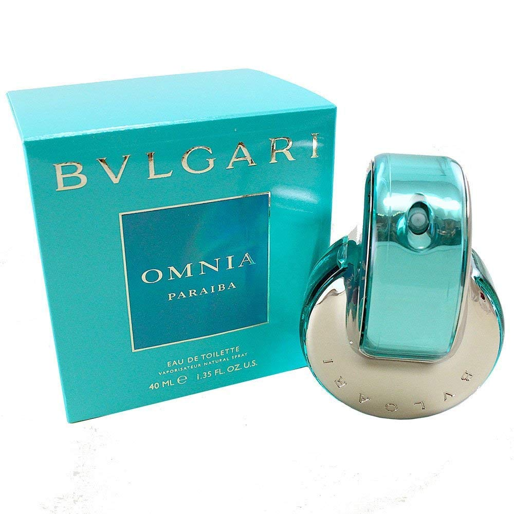 Bvlgari Omnia Paraiba Eau De Toilette for Women, 40 ml 0783320512100 BUL00131_-40ml