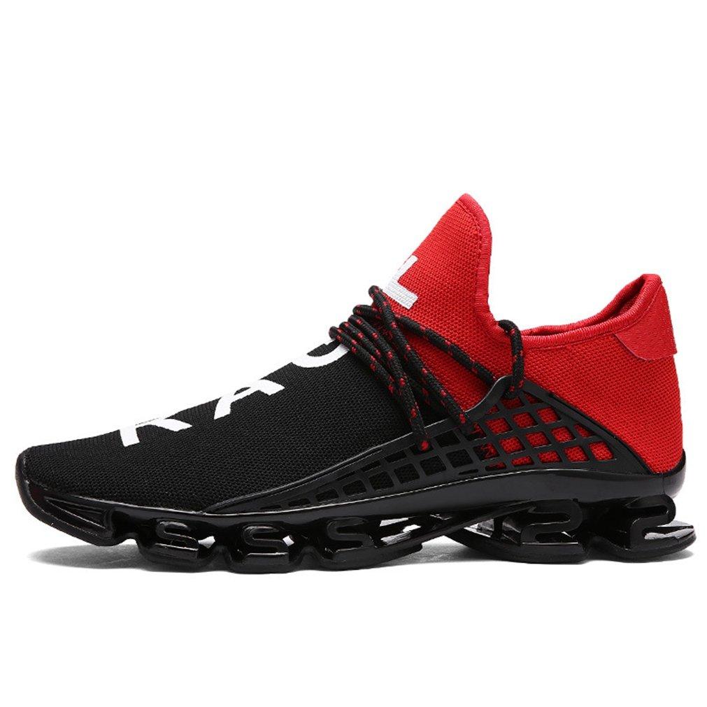 Adulte Mixte Chaussure de Sport Running Sneakers pour Amoureux Lame inférieure Chaussure Mulitsport Homme Femme Course Fitness entraînement Confort