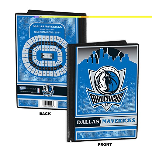 Mavericks Tickets - That's My Ticket NBA Dallas Mavericks Mini Photo Album