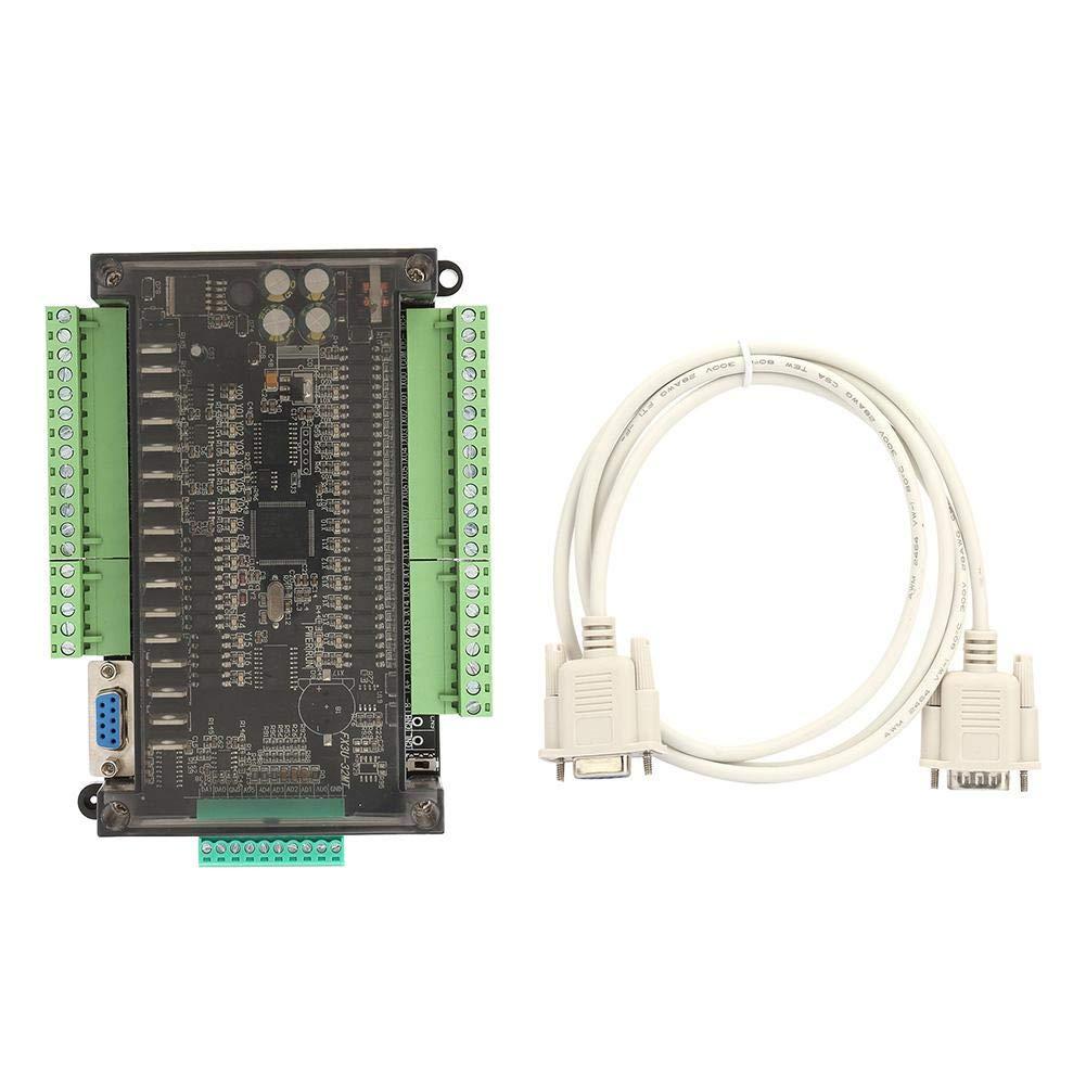 24V 32MT PLC Industrial Control Board, PLC Programmable Logic Controller 24VDC