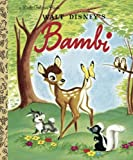 Bambi, Golden Books, 0736423087