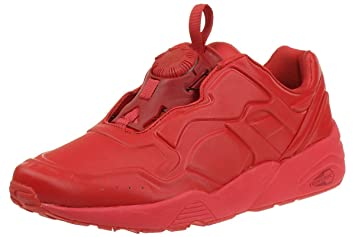 new arrival 83139 a6001 Puma Disc 89 Sneaker 359054 01 High Risk Red Trinomic Trainers, shoe  size EUR