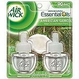 Air Wick Essential Oils Coconut Splash (2X.67) oz ( Pack of 12)