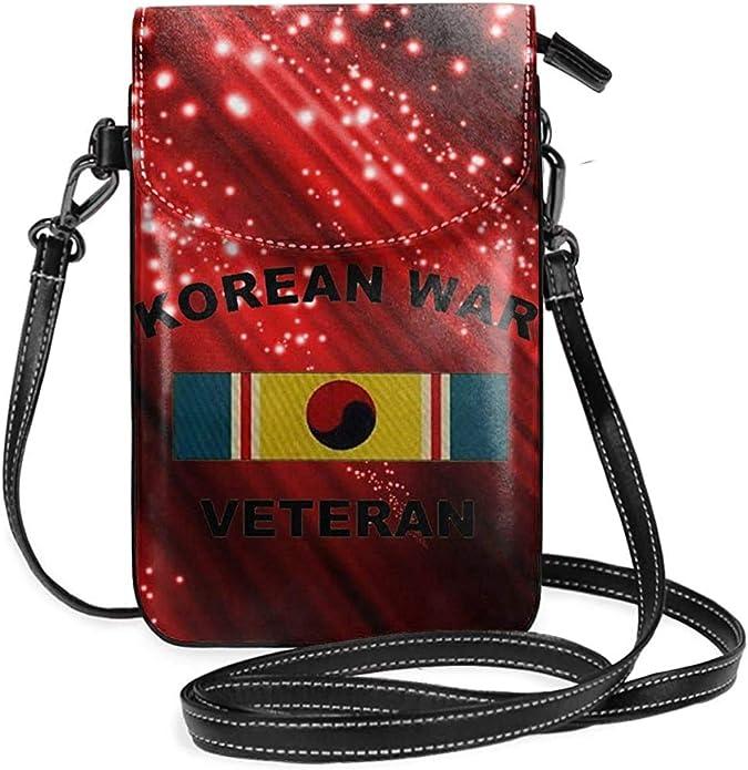 Inner-shop Monedero de cuero coreano veterano de la guerra
