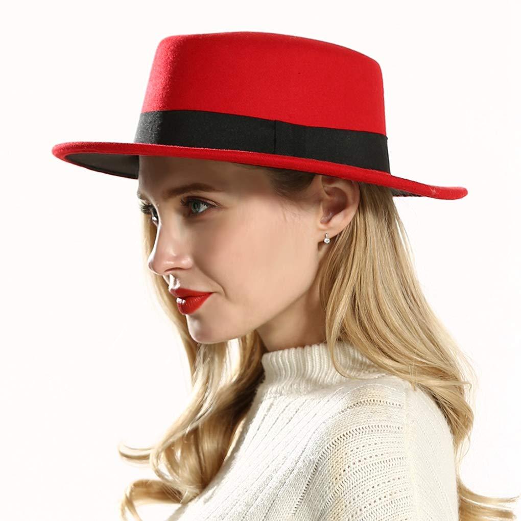 Unisex Felt Fascinator Hat Vintage Fedora Mens Church Wedding Hats