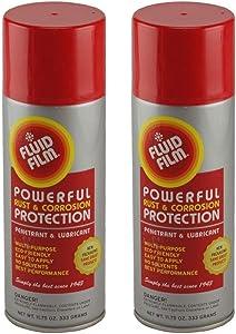 Fluid Film TPAS11 Spray - 2 Pack - 11.75 oz