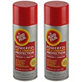 Fluid Film Powerful Rust & Corrosion Protection, Metal Surfaces Penetrant & Lubricant, Marine, Automotive, Industrial, Home (