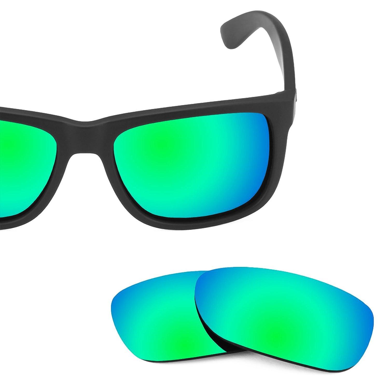 Revant Ersatzlinsen für Ray Ban Justin 54mm RB4165 Eisblau MirrorShield® ljkqqWdqJ
