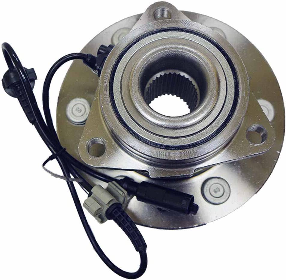 07-13 Avalanche Silverado 1500 Sierra 1500 6 Lug 4WD 515096 x 1 Brand New Hub Assembly Front Left Or Right Side Fit 07-14 Escalade Chevy Suburban 1500 TAHOE Yukon XL