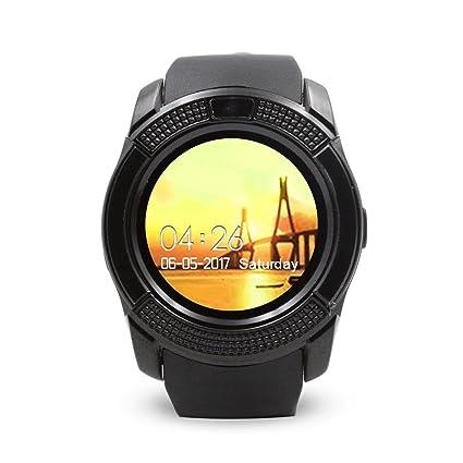 INDI V8 Reloj Smartwatch Bluetooth Smartwatch Reloj deportivo ...