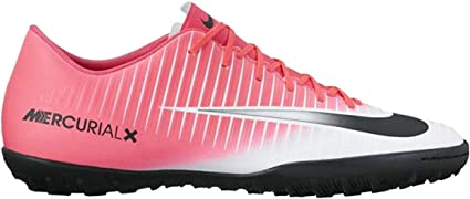 Consciente de recursos humanos peso  Amazon.com: Nike MercurialX Victory VI TF (13) Pink: Sports & Outdoors