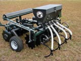 Hunter 400 Series Grain Drill by Plotmaster H-GD-4-101-09