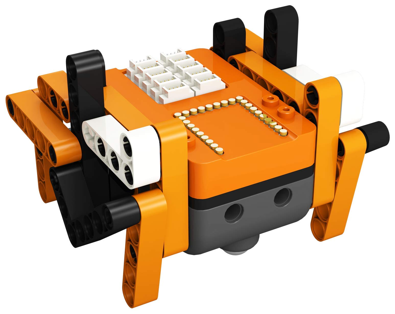 Microduino Itty Bitty Buggy DIY 5-in-1 Programmable Robot STEM Education Toy for Boys and Girls Age 8+ Learn Coding, Robotics and Electronics by Microduino (Image #8)