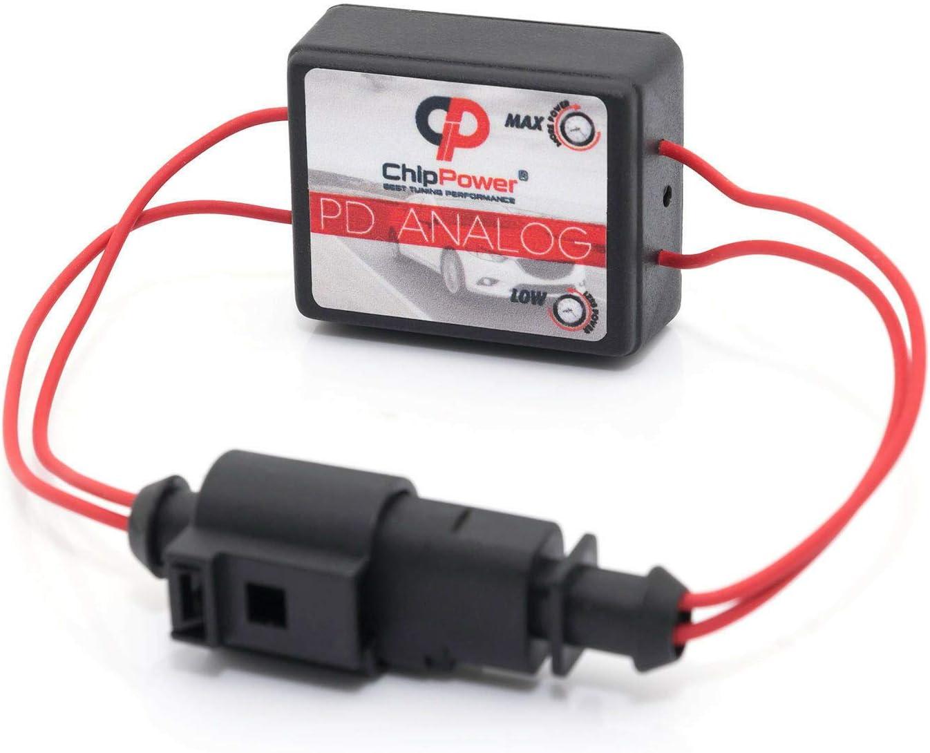 Chippower Chiptuning Pda Für Multivan T5 V 1 9 Tdi 2003 2015 Leistung Chip Tuning Box Mehr Leistung Performance Diesel Auto