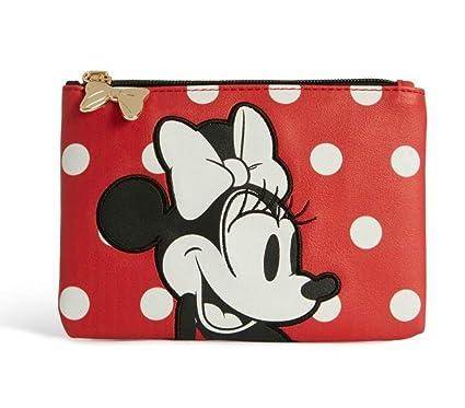 Primark Disney Minnie Mouse - Bolso con cremallera - Bolsa ...