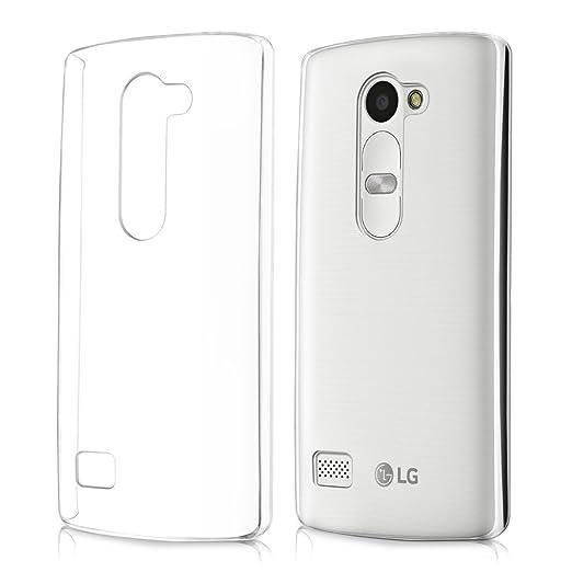 4 opinioni per kwmobile Cover per LG Leon 3G / 4G- Custodia trasparente per cellulare- Back