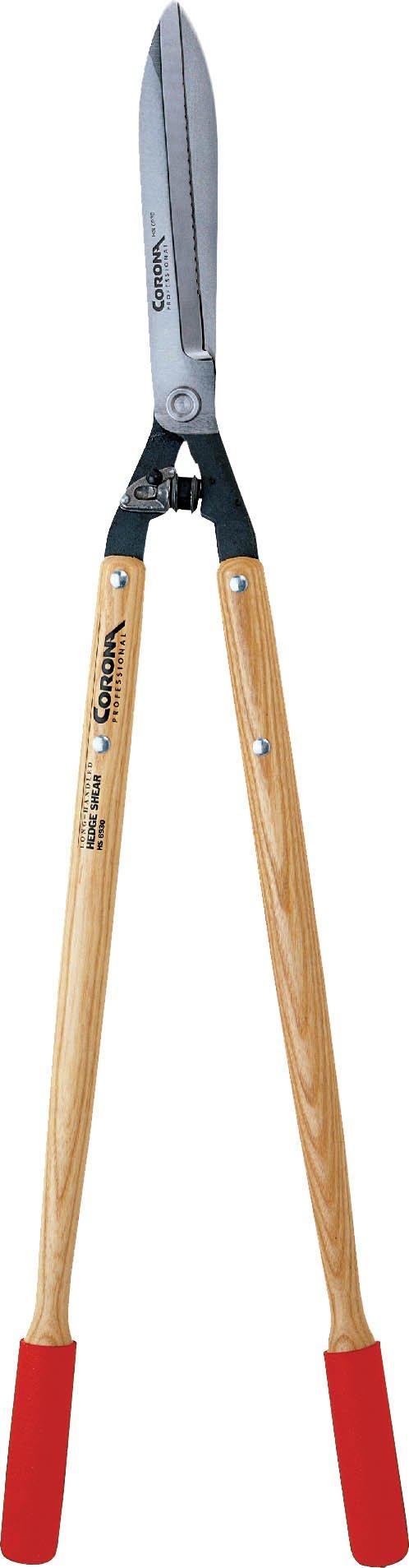 Corona HS 6930 Serrated Hedge Shear, 8-1/2-Inch Blade