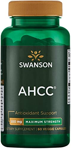 Swanson Ahcc Mushroom Supplement