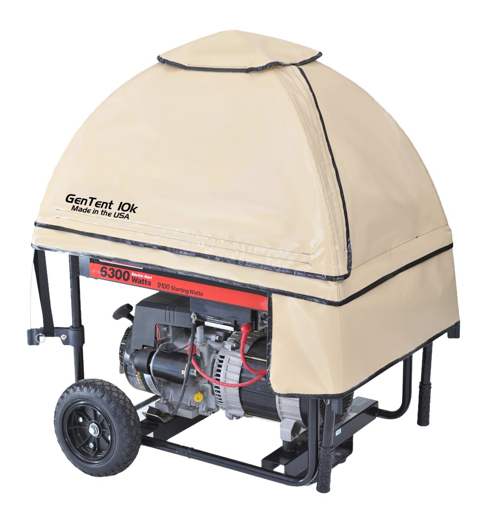 Amazon.com GenTent Running Cover -Universal Kit - Standard Edition 3000w-10000w Portable Generators Garden u0026 Outdoor  sc 1 st  Amazon.com & Amazon.com: GenTent Running Cover -Universal Kit - Standard ...