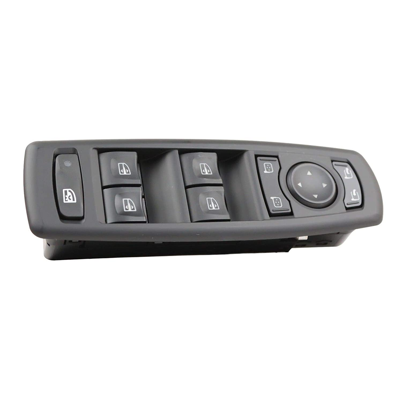 Interruptor de control principal de ventana para RENAULT MEGANE 2008-2016 Laguna 2008-2016