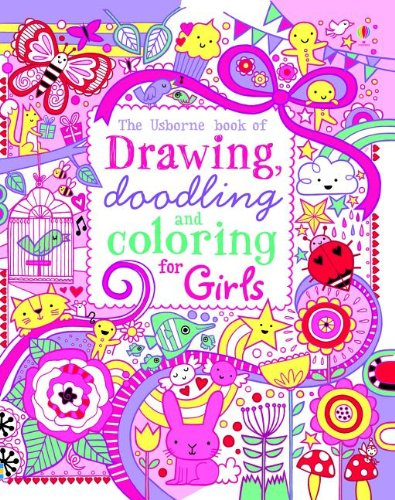 The Usborne Book of Drawing,