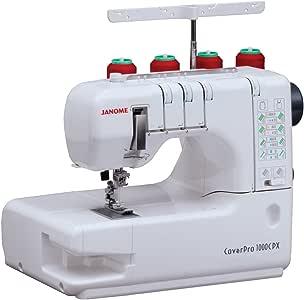 Janome 5027843200065 - Remalladora y recubridora 1000cpx: Amazon ...