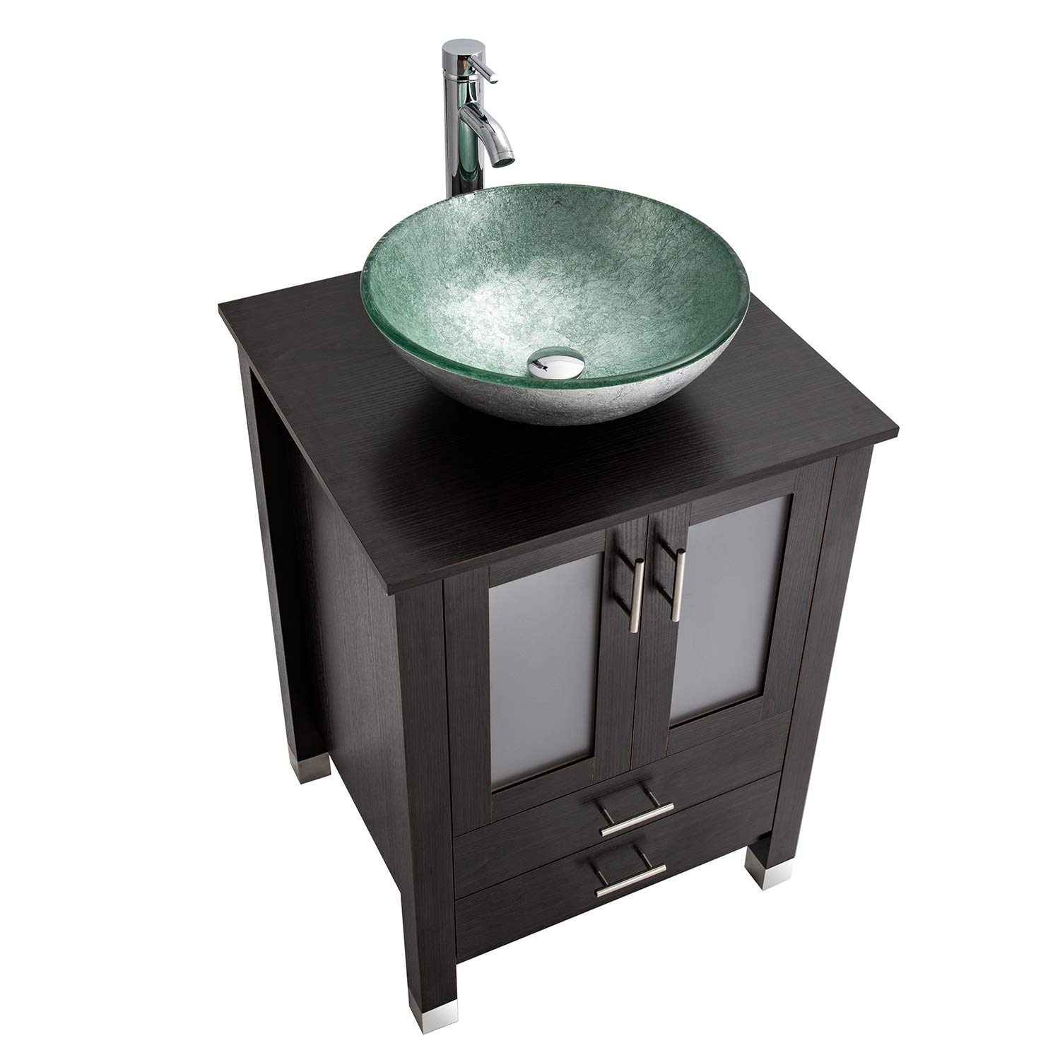 CHEAP 24 inch Bathroom Vanity and Sink Combo Stand Cabinet ...